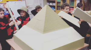 History Squad - Build An Egyptian Pyramid