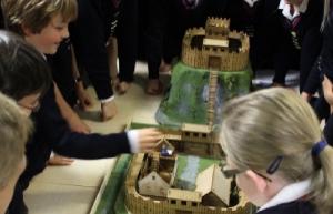 History Squad - Build A Castle