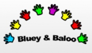 Bluey and Baloo