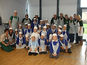 Cooking Workshops for Schools