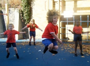 Skipping Workshops for Schools