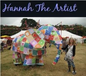 Hannah the Artist