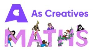 as creatives - maths